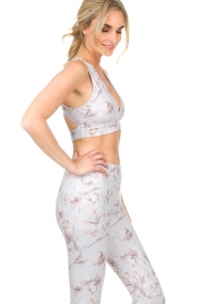 Varley |  Sports bra Brooks Crop | print  | Picture 3