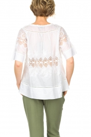 Hunkydory | Top Holy | wit  | Afbeelding 5