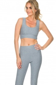 Varley |  Sport bra Carson | blue  | Picture 2