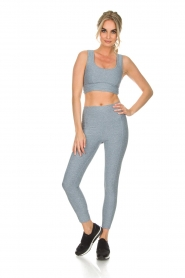Varley |  Sports leggings Hayden | blue  | Picture 3