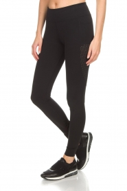 Varley |  Sports leggings Erwin | black  | Picture 4