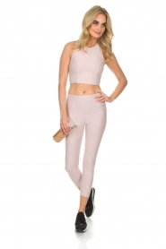 Varley |  Cropped sport top Agnes | pink  | Picture 3