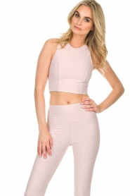 Varley |  Cropped sport top Agnes | pink  | Picture 2