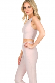 Varley |  Cropped sport top Agnes | pink  | Picture 4