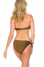 Becksöndergaard |  Bandeau bikini Stephanie | gold  | Picture 5