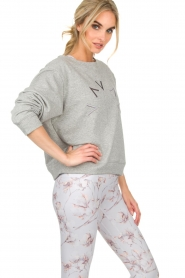 Varley |  Sweatshirt Knoll | grey  | Picture 4