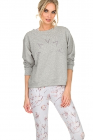 Varley |  Sweatshirt Knoll | grey  | Picture 3
