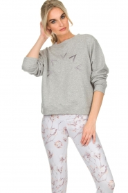 Varley |  Sweatshirt Knoll | grey  | Picture 2