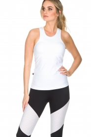 L'URV |  Sports top Survival | white  | Picture 2