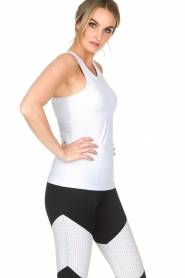 L'URV |  Sports top Survival | white  | Picture 4