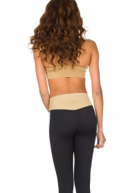 L'URV |  Sports bra Shimmer Me | gold  | Picture 5
