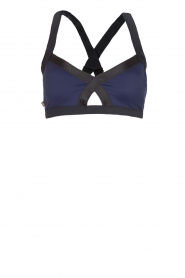 L'URV |  Bralette Twist and Turn | blue  | Picture 1