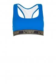 L'URV | Bralette Energise Me | blauw  | Afbeelding 1