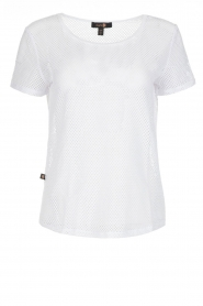 L'URV | Mesh top Bring it | white  | Picture 1