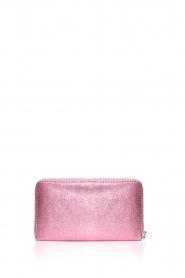 Becksöndergaard | Metallic portemonnee Lobo Glitz | roze  | Afbeelding 3