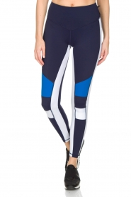 L'URV |  Sports leggings Burn It Up | blue  | Picture 2