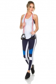 L'URV |  Sports leggings Burn It Up | blue  | Picture 3
