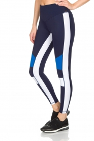 L'URV | Sportlegging Burn It Up | blauw  | Afbeelding 4