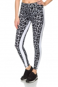 L'URV |  Sports leggings Work It Out | black  | Picture 2
