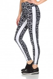 L'URV |  Sports leggings Work It Out | black  | Picture 4