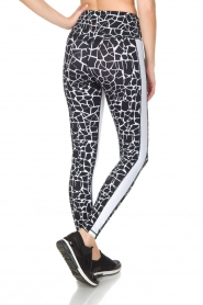 L'URV |  Sports leggings Work It Out | black  | Picture 5