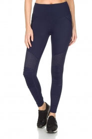 L'URV |  Sports leggings Race Ready Moto | blue  | Picture 2