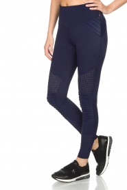 L'URV |  Sports leggings Race Ready Moto | blue  | Picture 4