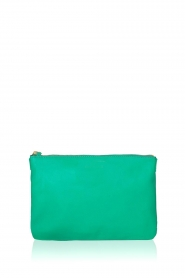 Becksöndergaard |  Leather shoulder bag Lymbo | green  | Picture 3