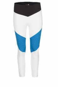L'URV |  Sports leggins Race Ready | white  | Picture 1