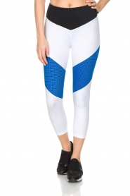 L'URV |  Sports leggins Race Ready | white  | Picture 2