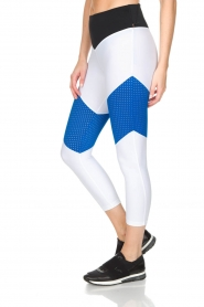 L'URV |  Sports leggins Race Ready | white  | Picture 4