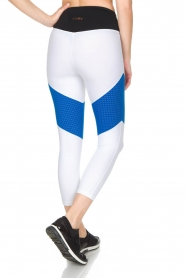 L'URV |  Sports leggins Race Ready | white  | Picture 5