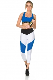 L'URV |  Sports leggins Race Ready | white  | Picture 3