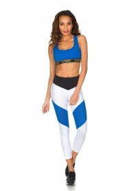 L'URV |  Sports leggins Race Ready | white  | Picture 6
