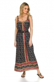 Star Mela |  Maxi dress Bela | multi  | Picture 2