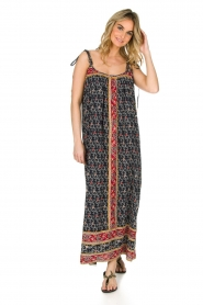 Star Mela |  Maxi dress Bela | multi  | Picture 3