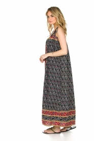 Star Mela |  Maxi dress Bela | multi  | Picture 4