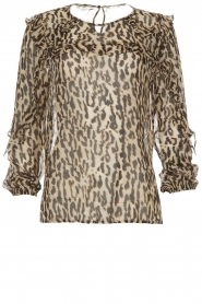 Munthe |  Top Panda | animal print  | Picture 1