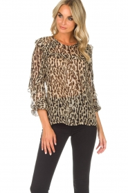 Munthe |  Top Panda | animal print  | Picture 2