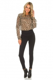 Munthe |  Top Panda | animal print  | Picture 3