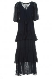 Munthe |  Maxi dress Personality | blue  | Picture 1