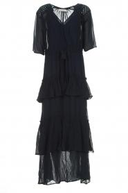 Munthe | Maxi-jurk Personality | blauw  | Afbeelding 1