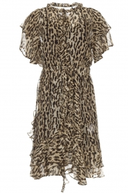 Munthe |  Dress Push | brown  | Picture 1