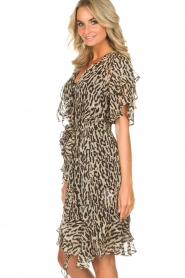 Munthe |  Dress Push | brown  | Picture 5