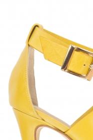 Noe | Leren pumps Nabile | geel  | Afbeelding 6