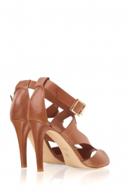 Noe |  Leather pumps Nabila | brown  | Picture 4