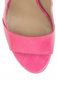 Noe |  Leather pumps Noom | pink  | Picture 5