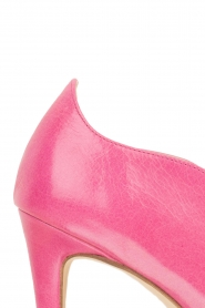Noe |  Leather pumps Noom | pink  | Picture 6