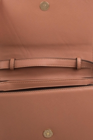 Essentiel Antwerp |  Shoulder bag with faux fur Rioca | pink  | Picture 6
