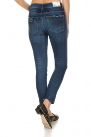 Lois Jeans | Cropped jeans Cordoba High Rise | Blauw  | Afbeelding 5